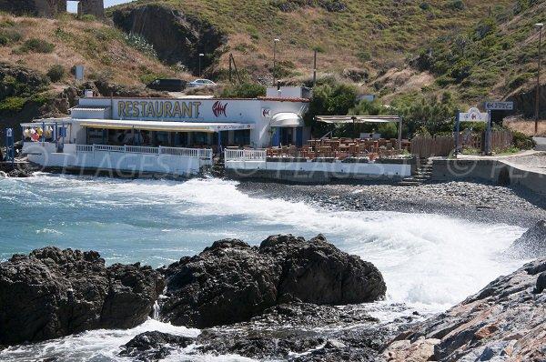 Spiaggia Cap Béar - Ansa Cristina a Port Vendres