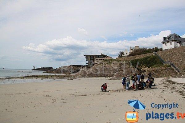 Photo de la plage de Portez à Le Conquet