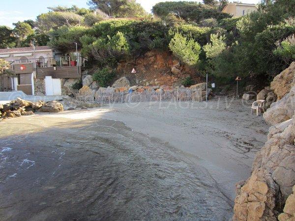 Cove of Pornissol - Sanary sur Mer
