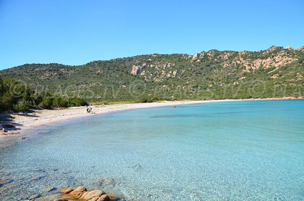 Photo of Porto Novo beach in Porto-Vecchio - Corsica