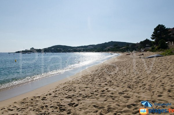 Photo of Porto Pollo beach - Corsica