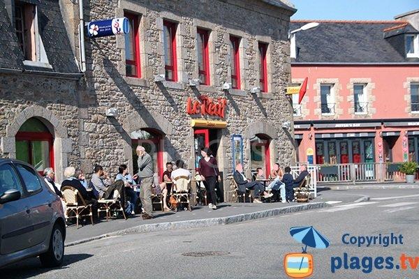 Bar de Portsall - Bretagne