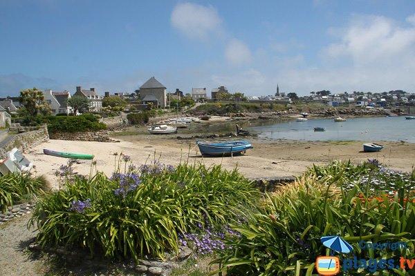 Photo de la plage de Porz an Eog - Ile de Batz