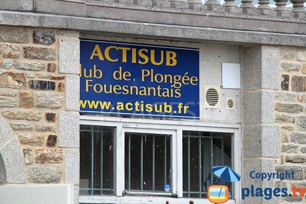 Club de plongée de Fouesnant