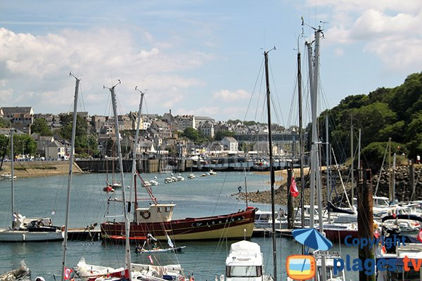 port de Tréboul - Port Rhu - Douarnenez