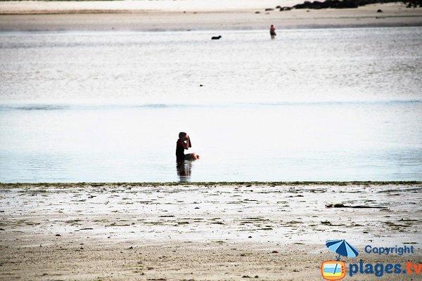 l'estuaire de Tresseny à Kerlouan