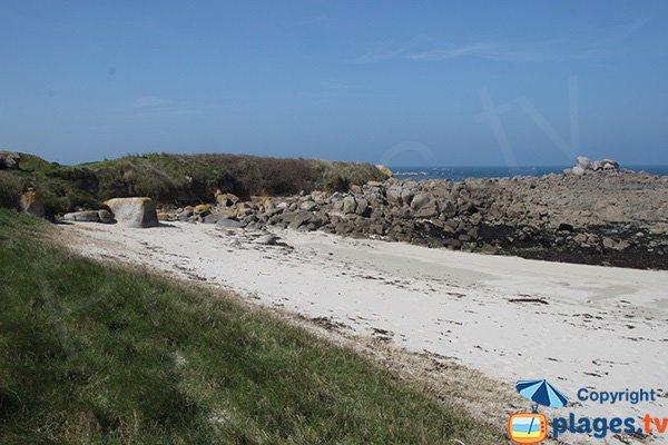 Dune et plage de Poulennou - Cléder