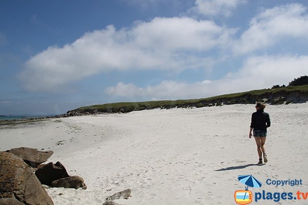Photo of Poull Zarab beach - Batz island