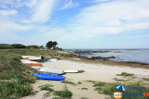 La Pulante plage - Ile d'Yeu
