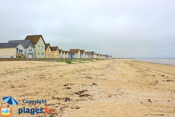 Photo de la plage des Dunes à Ravenoville