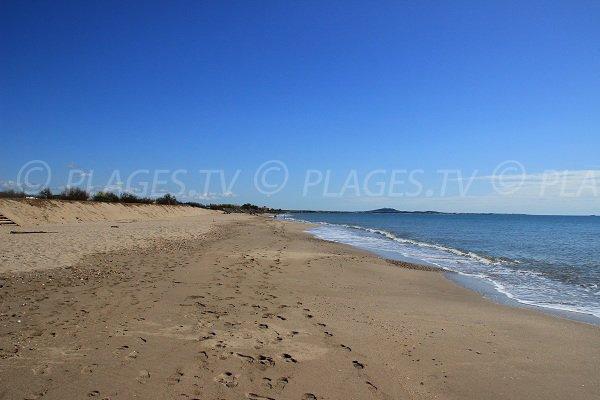Spiaggia a Portiragnes in Francia - La Redoute
