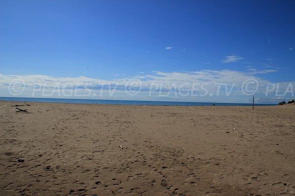 Spiaggia di Portiragnes - La Redoute