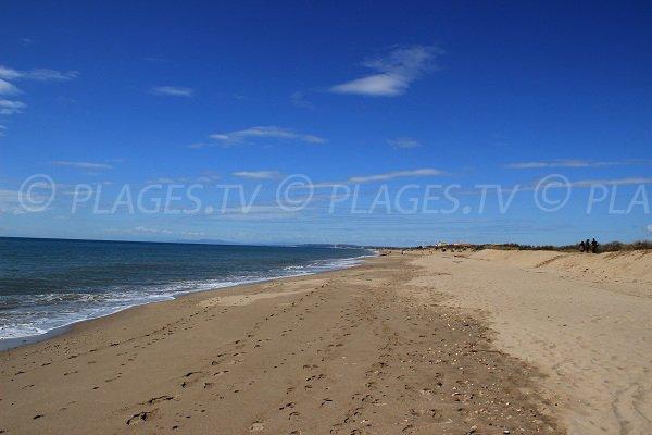 Spiaggia La Redoute a Portignares in Francia
