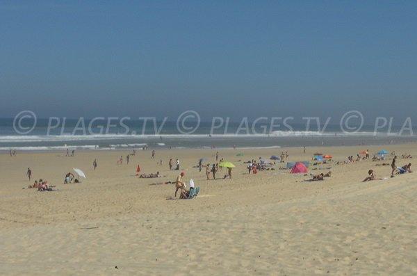 Photo de la plage Remember à Mimizan