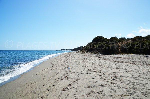 Spiaggia di Riva Bella e spiaggia di Tallone - Corsica