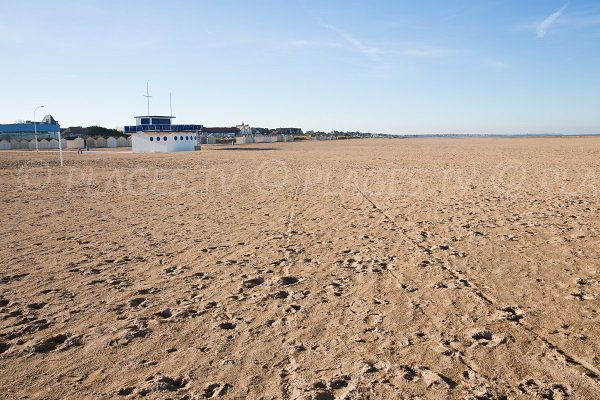 Photo of Riva Bella beach in Ouistreham in France
