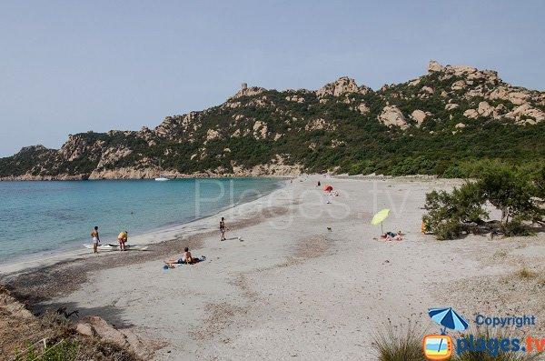 Spiaggia di Sartène - Roccapina
