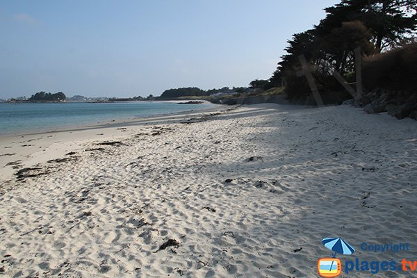 Photo of Rocher Saint Jean beach in Santec