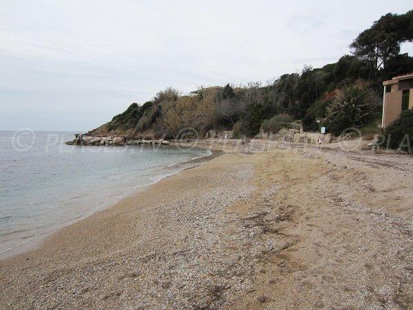 Spiaggia Roches Brunes - Capo Nègre a Six Fours les Plages