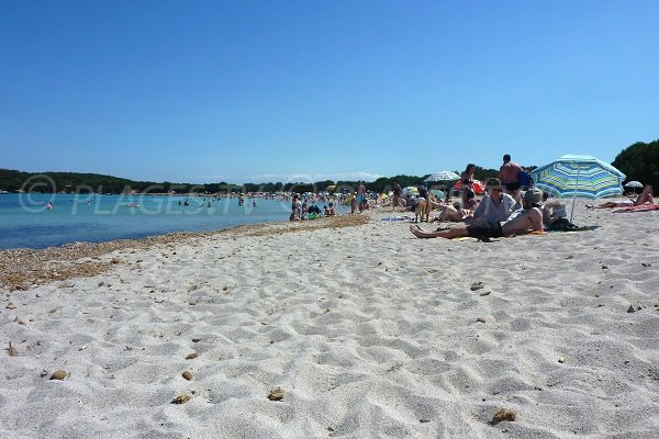 Rondinara beach - Corsica