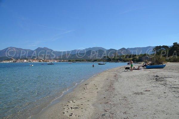 South of Roya beach - Saint-Florent