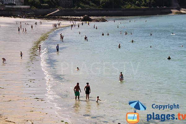 Spiaggia di sabbia a Douarnenez