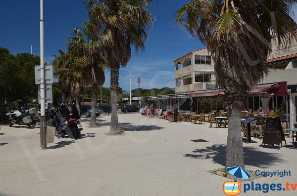 Saint Elme square - La Seyne