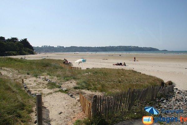 Grande plage de Plestin-les-Grèves