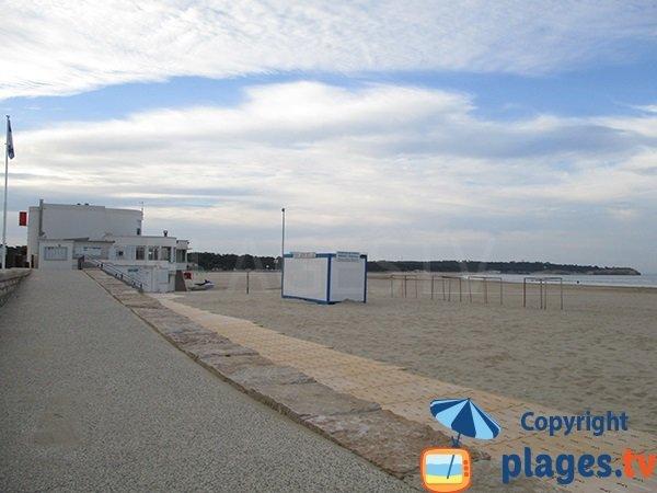 First aid station - Saint Georges d'Oléron