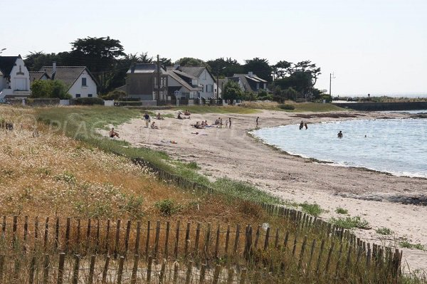 Photo beach in Le Croisic - St-Goustan