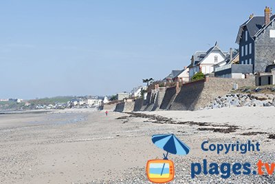 plages saint pair sur mer 50 station baln aire de saint pair sur mer manche normandie. Black Bedroom Furniture Sets. Home Design Ideas