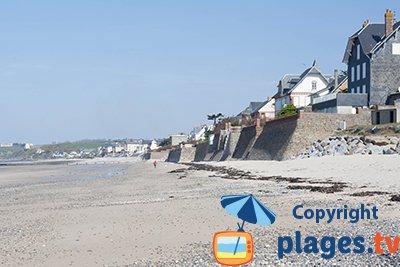 Saint Pair sur Mer beach - France