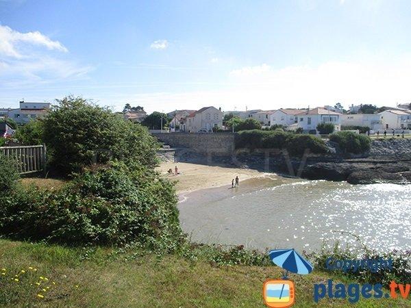 Photo de la plage de Saint Sordelin à Vaux sur Mer