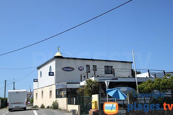 Restaurant à proximité de la plage de Ste Marguerite - Landéda