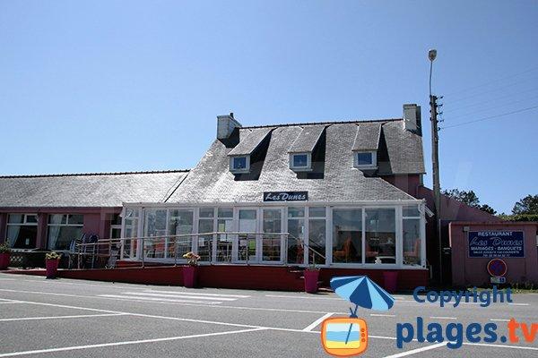 Second restaurant proche de la plage de Sainte Marguerite - Landeda