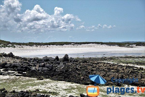 Plage et dune de Sainte Marguerite - Landeda
