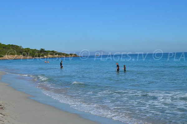 Les Salins: a desirable area for diving