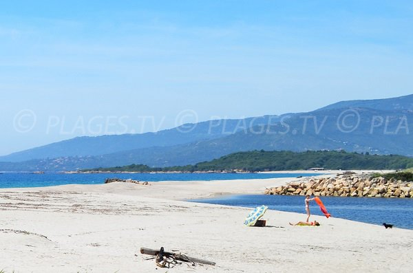 Photo of naturist beach in Sagone - San Giuseppe