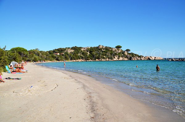 Photo of Northern Santa Giulia beach