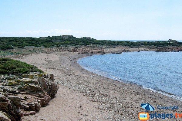 Saparella beach - Corsica