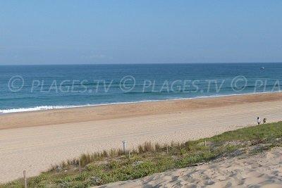 Spiaggia di Seignosse in Francia