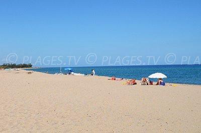 Une plage de Solaro