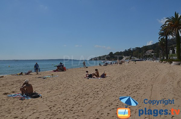 Photo of Soleil beach in Golfe Juan - France
