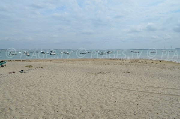 Plage de sable à St Trojan les Bains