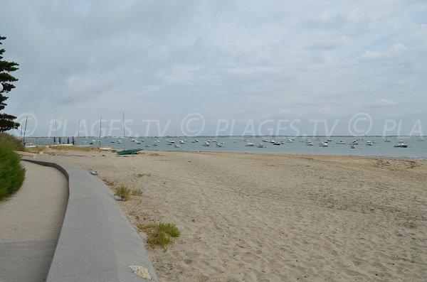 Photo de la plage du Soleil à St Trojan les Bains