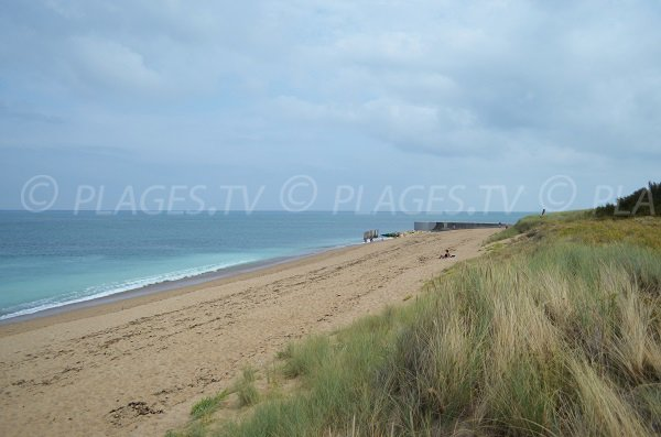 Photo of Soubregeon beach - Oleron island