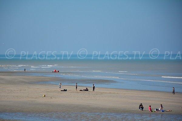 Kite surf in Normandy - St Aubin