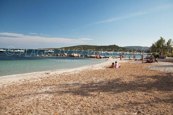 Baie de San Ciprianu en Corse