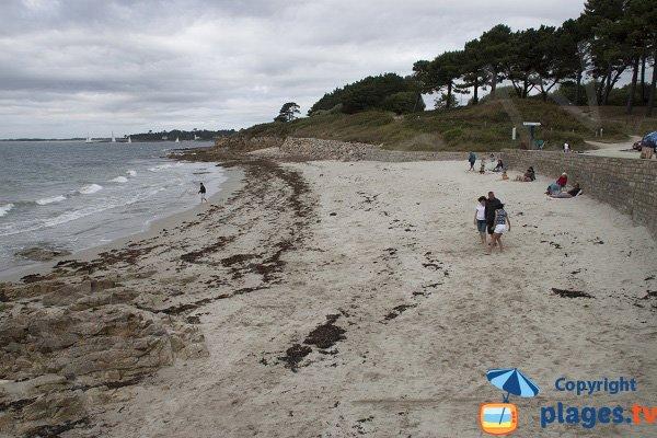 Spiaggia di St Gilles a Bénodet