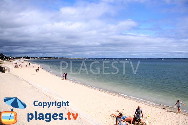St Guérin - plage de sable